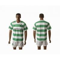 China Celtic FC home football jersey wholesale