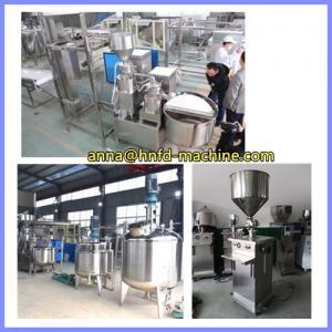 China peanut butter production line, peanut butter making machine wholesale
