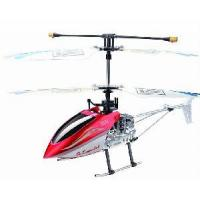 China 4CH 2.4GHz Metal RC Helicopter With Gyro & USB Charger on sale