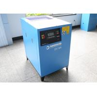 China Screw Type Oil Injected Air Compressor VF Motor , 7.5kW 10HP Screw Compressor Oil Type wholesale