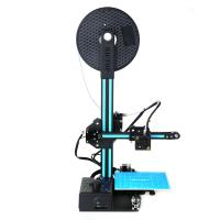 Buy cheap HICTOP Portable Easy assembly 3D Printer DIY Kit with Heated Build Plate, from wholesalers