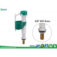China Low Noise Bottom Entry Fill Valve Fast And Quiet To Refill Toilet Cistern Tank wholesale