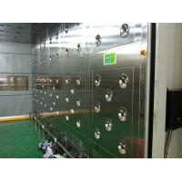 China T Type Movable Class 1000 Air Shower Tunnel For Clean Room And Workshop wholesale