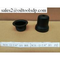 """Buy cheap API 5CT 2 3/8"""" IF/NC31 steel Thread Protector from wholesalers"""