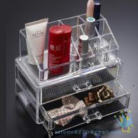 China clear acrylic lockable storage box wholesale