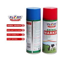 China Pig Cattle Harmless Animal Marking Paint For Dairy Industries wholesale