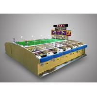 China Electric Video Competition Horse Racing Carnival Games Booth For 12 Players wholesale