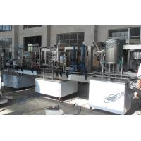 Quality Linear Type Soft Drink Bottling Equipment 0.25L - 2.5L For Plastic Bottle for sale