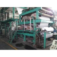Quality Carbonless Copying Paper Coating Machine With Coating Weight 3 - 8 g / m2 for sale