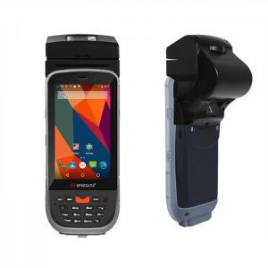 China 8MP Camera Industrial Mobile Portable Thermal Printer Biometrics Fingerprint Scanner wholesale