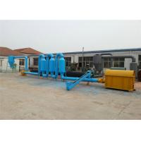 China ISO Approved 5.5 kw Grass Dry Saw Dust Machine With Flash Dryer Pipe wholesale