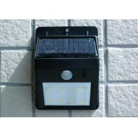 China Solar Light Waterproof Outdoor 8LED Light Solar Energy Powered Motion Sensor Detector Activated lamp wholesale