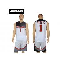 China Men's Sublimation Customized Youth Sports Jersey New Model For Sale wholesale