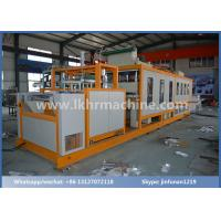China Durable Fast Food Box Making Machine , PS Foam Food Container Production Line wholesale