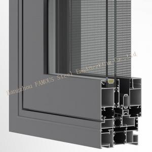 China Soundproof Aluminum Profile wholesale