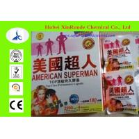 China African Superman Male Enhancement Pills , Natural Herbal Male Supplements wholesale