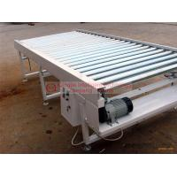 China High Reliability Automated Conveyor Systems , Simple Structure Chain Roller Conveyor on sale