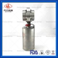 China Durable High Performance Butterfly Valves 304SS  Double / Single Acting on sale