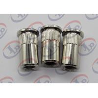 China 5/16-24 UNF Thread Metal Machining Services Iron Hollow Nut Size ø14.5*24.6 Mm wholesale