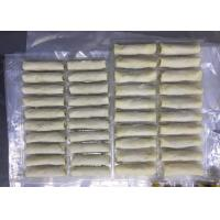 China Handmade Frozen Spring Rolls / Traditional Chinese Spring Roll Pastry on sale