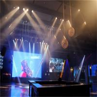 China high quality full color Die Casting Aluminum Indoor p4.81 LED Display Screen for Rental wholesale