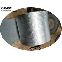 China Reinforced Square Aluminum Butyl Putty Tape For Construction Buidling wholesale