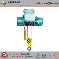 China 1t/2t/3t/5t/10t Cable Hoist With Electric Trolley and Radio Controller wholesale