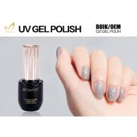Buy cheap Eco Friendly Glitter Gel Nail Polish For LED Lamp 30 Seconds Cure Time from wholesalers