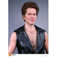 Buy cheap 2017 New Celebrity Wax Figures Famous Rock Singer Wax Figure For Sale from wholesalers