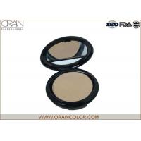 China Natural Color Foundation Makeup Face Powder Compact Powder For Oily Skin wholesale