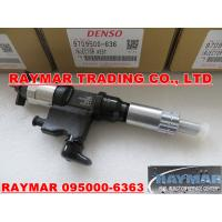 China DENSO common rail injector 095000-6363 for ISUZU 4HK1/6HK1 8976097882 wholesale
