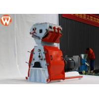 China 5T/H Poultry Feed Pellet Making Machine , Siemens Motor Cattle Feed Mill Equipment wholesale