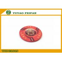China One Bund Custom Pure Ceramic Poker Chip Design Vivid Red For Supermarket wholesale