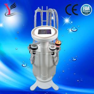 Vertical vacuum RF slimming machine/ 40k cavitation slimming/rf body slimming machine