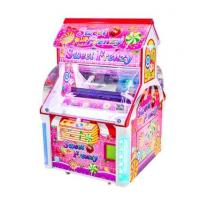 Buy cheap Sweet Frenzy High quality children 2 player candy machine vending sugar gift game machine from wholesalers
