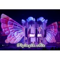 China Super Large Inflatable Wing Model for Stage, Concert and Buildings Decoration wholesale