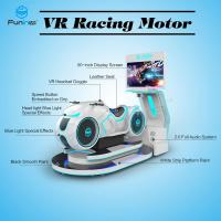 Quality Shopping Mall 9D VR Simulator Car Driving Racing Vr Simulator Game Machine for sale