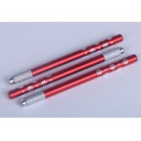 China OEM Micro blade Hand Tool Eyebrow Tattoo Pen , 4 Colors Available Tattoo Drawing Pens wholesale