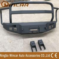 China Steel Material Pickup Bull Bar Front And Bear Bumper For F150 F250 F350 wholesale