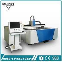 Quality High Speed Fiber Laser Cutting Machine , 1000W Raycus Fiber Laser Cutting Equipment for sale