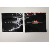Quality printed high quality plastic sample bag/ facial mask packaging cosmetic sachet 3 for sale