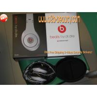 China Monster Beats White By Dr Dre Studio Headphones wholesale