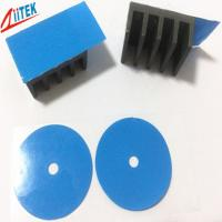 China -50 - 180℃ Continuous Use Temp Acrylic thermal Adhesive Tape with Ceramic Filled Silicone Elastomer 0.9 W/mK wholesale