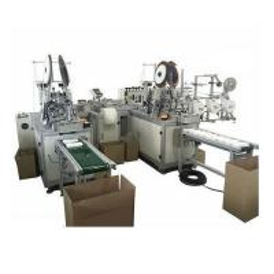 China Efficient Automatic Face Mask Making Machine Aluminum Easy Cleaning Machine Frame wholesale