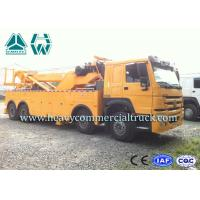China High Performance Manual Wrecker Towing truck Breakdown Recovery wholesale