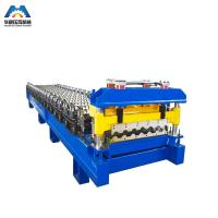 China Color Steel Glazed Tile Roll Forming Machine Nigerian To Mexico wholesale