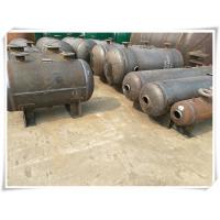 China Stainless Steel Vertical Air Receiver Tank For Rotary Screw Air Compressor wholesale