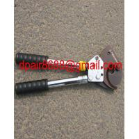 China hand Cable cutter with ratchet system wholesale