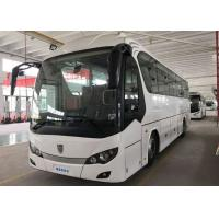 China RHD 45 Seats Comfort Electric Coach Bus 10.5m Motorcoach Bus For Conveying Passengers wholesale