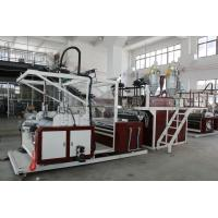 China Double Layers Stretch Film Machine High Speed SLW - 600 / 1000 / 1500 wholesale